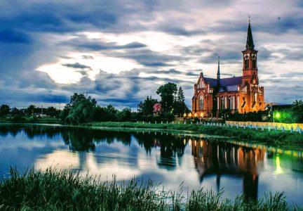 Поставы – это город в Витебской области Беларуси